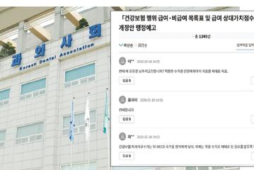 치협,복합레진 급여축소 강력대응 행정소송 불사