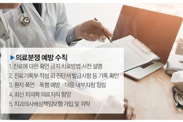 의료분쟁, 사전 설명·진료기록부로 예방 효과