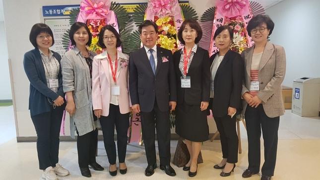 대한여자치과의사회가 2019 학술대회를 지난 9월 22일 서울대학교 치과병원에서 개최했다.<유시온 기자>