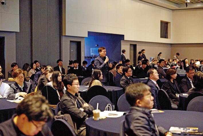 대한구강악안면임플란트학회가 2019년 추계학술대회를 지난 10월 27일 연세대에서 개최했다.<대한구강악안면임플란트학회 제공>