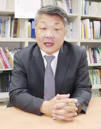 이재일 한국치의학교육평가원 원장.