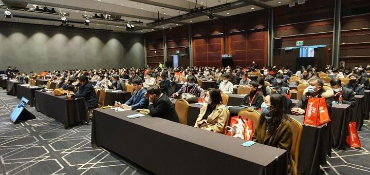 제14회 2020 샤인학술대회가 지난 2월 2일 코엑스 그랜드볼룸에서 성황리에 막을 내렸다. <김용재 기자>